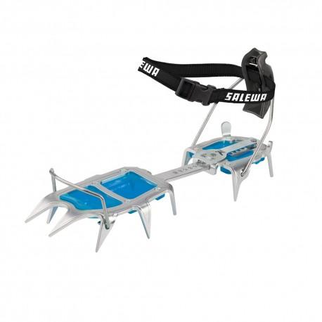 کرامپون اتومات Salewa مدل Alpinist Aluminium Step in Crampon