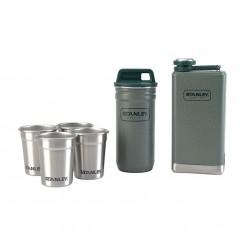 ست شات و فلاسک Stanley مدل Adventure Steel Shots+Flask Gift