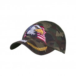 کلاه لبه دار استتار مدل CK003