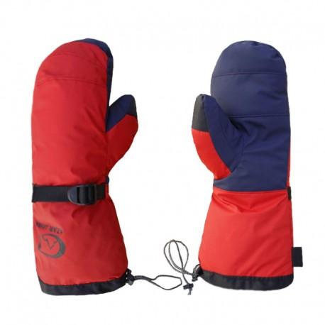 دستکش پر دو انگشتی آذرجوان مدل CH0136