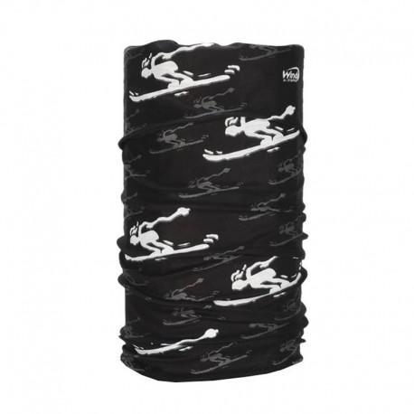 دستمال سر WDX مدل Ski black