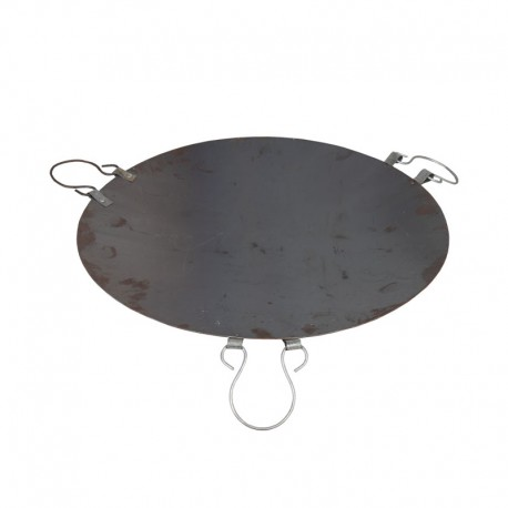 ساج آهنی تخت سه دسته 50cm مدل DF0309