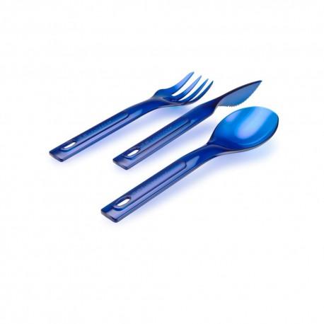 ست قاشق و چنگال و کارد GSI مدل Stacking Cutlery Set