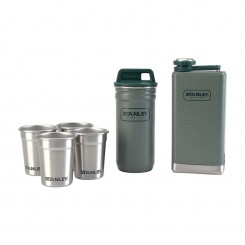 ست شات و فلاسک Stanley مدل Adventure Steel Shots+Flask Gift