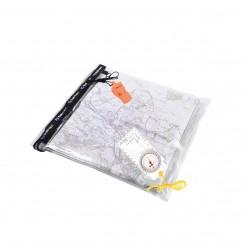 ست نقشه خوانی Trekmates مدل Dry Map Case Compass & Whistle