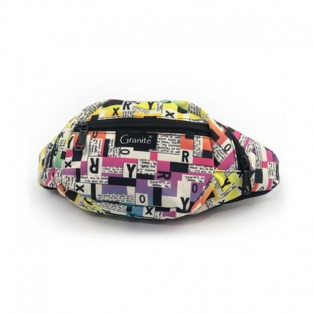 کیف کمری گرانیت مدل رنگارنگ