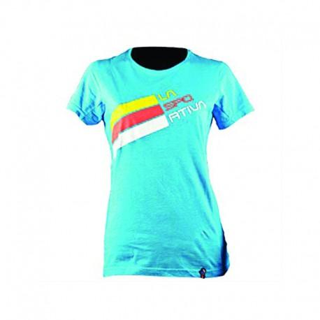 تی شرت La Sportiva مدل Stripe Logo