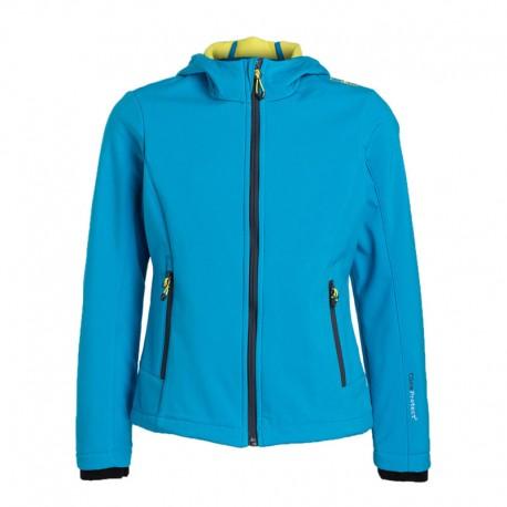 کاپشن سبک CMP مدل Softshell Jacket mädchen