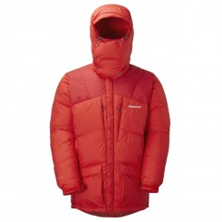 کاپشن پر Montane مدل Deep Cold Down Jacket