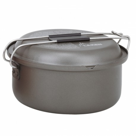 ست ظروف Laken مدل Aluminium Non Stick Lunch Box