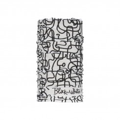 دستمال سر WDX مدل Black & White