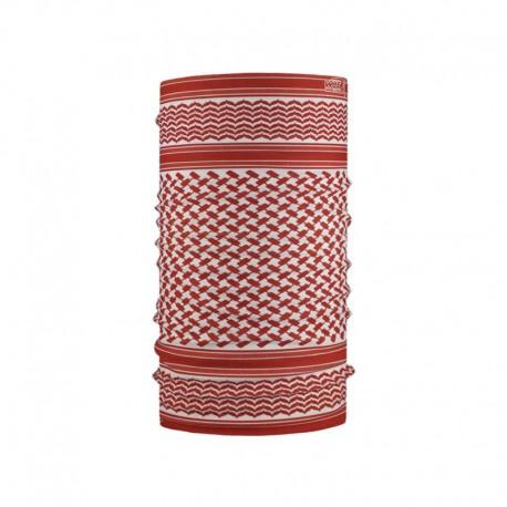 دستمال سر WDX مدل Pashmina Red