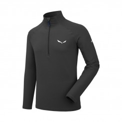 بلوز بیس نیم زیپ Salewa مدل Ortles Cubic Polarlite Long Sleeve M
