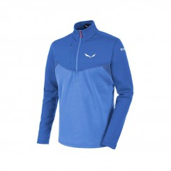 بلوز نیم زیپ Salewa مدل Ortles Polartec Half Zip M