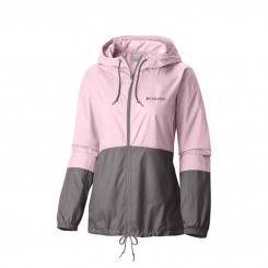 کاپشن بادگیر Columbia مدل Flash Forward Windbreaker W