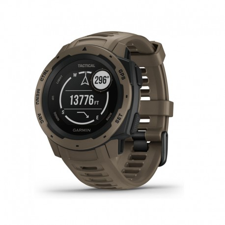 ساعت Garmin مدل Instinct Tactical with silicone band