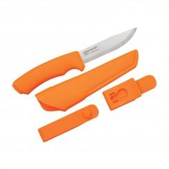 چاقو Morakniv مدل Bushcraft Orange