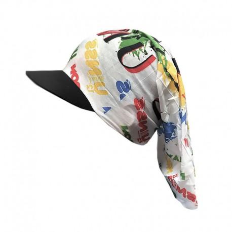 دستمال سر لبه دار Naroo مدل 02 Solcaat