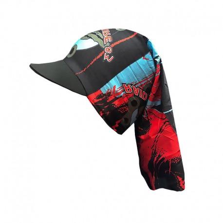دستمال سر لبه دار Naroo مدل 04 Solcaat