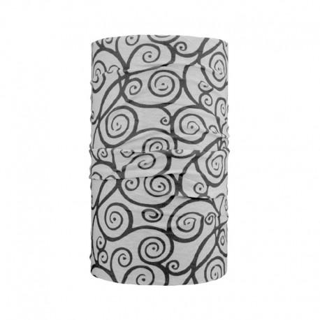 دستمال سر 4Fun مدل Violin Key Grey