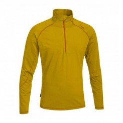 بلوز بیس نیم زیپ Salewa مدل Sesvenna Cubic Polarlite Long Sleeve M