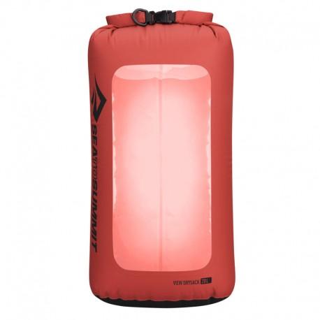 کیسه ضدآب شیشه ای Sea To Summit مدل Ultra-Sil View Dry Sack 20L