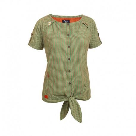 پیراهن آستین کوتاه Salewa مدل Landro Dry W S/S SRT
