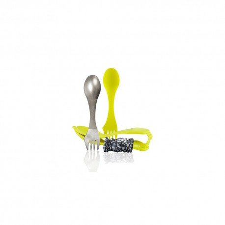 قاشق چنگال Light My Fire مدل The Ultimate Spork Kit