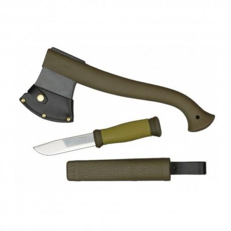 چاقو و تبر Morakniv مدل Outdoor Kit