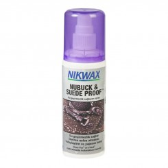 اسپری ضدآب Nikwax مدل Nubuck & Suede 125 ml