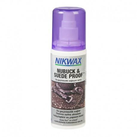 اسپری ضدآب Nikwax مدل Nubuck & Suede 125 ml