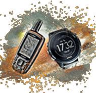 ساعت و GPS